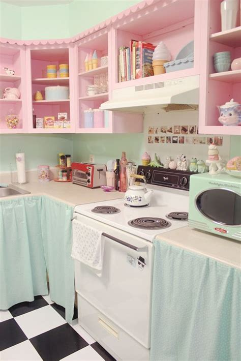 pastel kitchen ideas best 25 pastel kitchen ideas on pinterest pastel kitchen decor countertop decor and vintage
