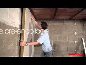 Laine De Bois 100mm : isolation des combles par laine de roche ~ Melissatoandfro.com Idées de Décoration