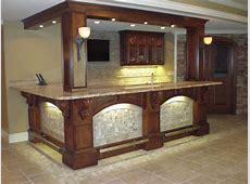 Custom Built Bars Shamrock Cabinets