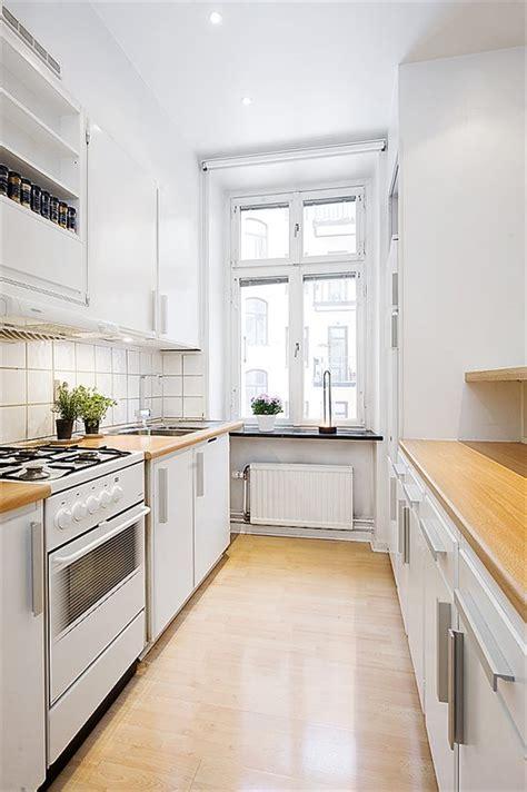 small  thoughtful swedish apartment interior design