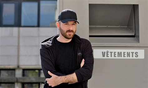 first mercedes demna gvasalia says even he won 39 t pay vetements prices