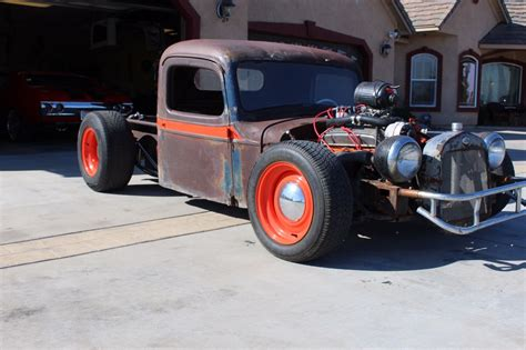 ford pickups ratrod hot rod  sale