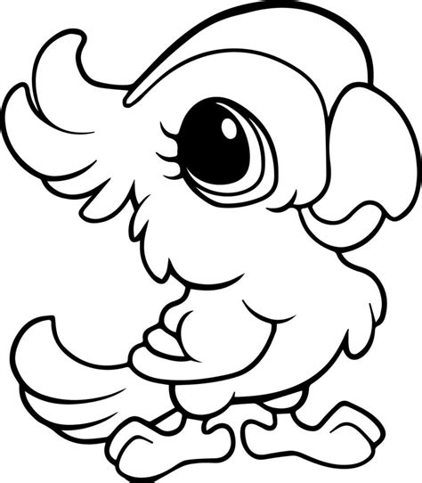 cute coloring pages  animals az coloring pages