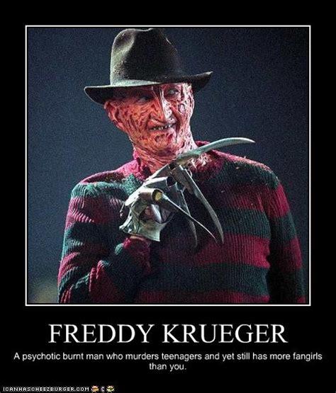 Freddy Krueger Meme - funny creepy freddy krueger
