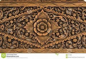 Kürbis Schnitzen Muster : muster der rose geschnitzt auf holz lizenzfreie stockfotos bild 3313898 ~ Markanthonyermac.com Haus und Dekorationen