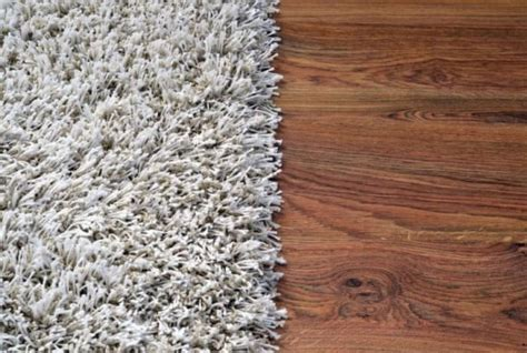 Carpets vs. wooden floors: which option is best?   Tepilo