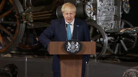 UK - Boris Johnson is