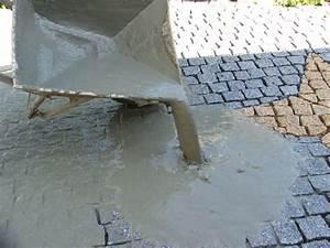 Pose De Dalle Sur Sable : pose de pav s en granit sur une terrasse galerie photos ~ Melissatoandfro.com Idées de Décoration