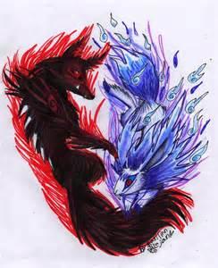 Demon Wolf Girl deviantART