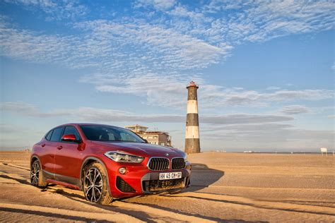 Pelican Bmw by Bmw X2 Takes In The Scenery Around Namib S Pelican Point