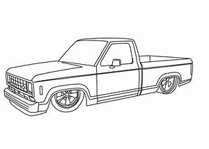 ford ranger truck drawings eknwjpg 1024x730 drawing With 1967 chevy crew cab