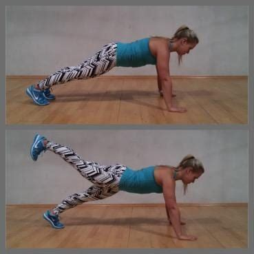 Fitnesa trenere piedāvā efektīvus vingrojumus, kā ...