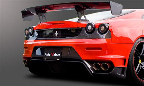 F430 Parts by F430 With Veloce Racing Kit In South Africa