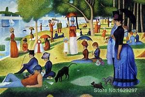 Acquista all'ingrosso Online seurat dipinti da Grossisti