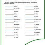 school hints  worksheets images worksheets