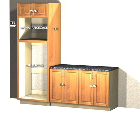 double wall oven cabinet double oven double oven cabinet for sale