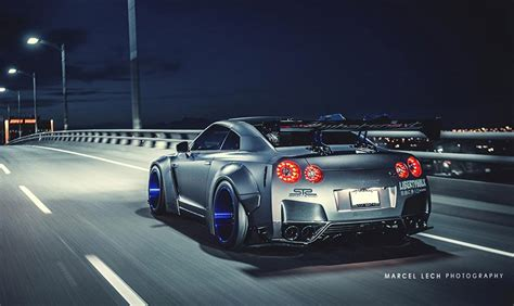 Iphone Widebody Gtr Wallpaper by A Gorgeous Liberty Walk Wide Nissan Gt R