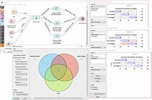 Venn Diagram  U2014 Orange Visual Programming 3 Documentation