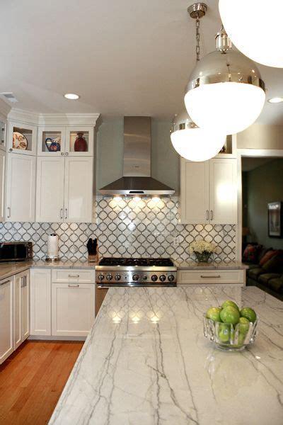 artistic tile backsplash white macabus quartzite