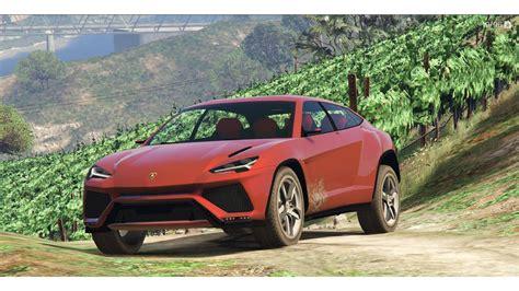 Lamborghini Urus Gta5modscom