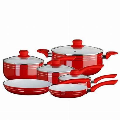 Pans Pots Clipart Cookware Cook Clip Cooking
