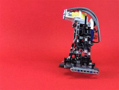 Lego Arduino 3d Printed Robot Biped Parts