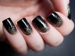 Beautiful black and gold nail art ideas don t miss out