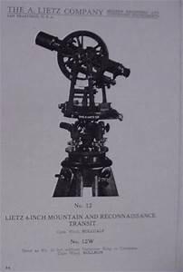 Surveying Instruments And Equipment Transit Theodolite Wye