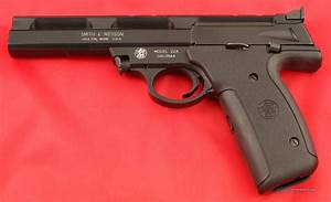 Lnib Smith  U0026 Wesson Model 22a Target Pistol In     For Sale
