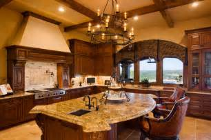 how to build a kitchen island with cabinets great kitchens mediterranean kitchen by