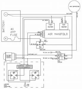 Arb Air Locker  U2013 Factory Switch Integration
