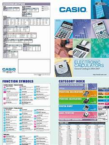Guide Manual Casio Hr