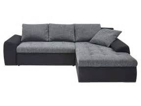 Canape Angle Reversible Conforama by Canap 233 D Angle Convertible Et R 233 Versible 5 Places En Tissu