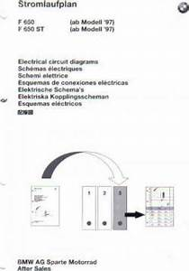 Bmw F650 F650st Electrical Circuit Diagrams