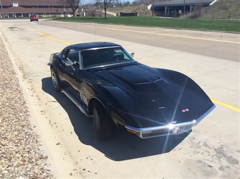 lot shots find   week  chevy corvette stingray