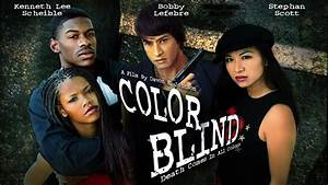 """Friendships Not Bound By Color Or Race - """"Color Blind ..."""