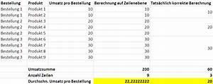 Umsatzmaximum Berechnen : tableau training mittelwerte bei unterschiedlichen aggregationsebenen the information lab ~ Themetempest.com Abrechnung