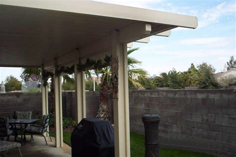 exterior look at 17 amazing aluminum patio covers look