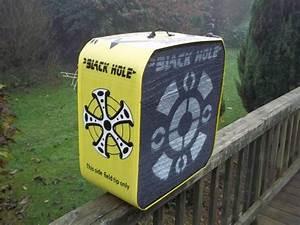 Field Logic Black Hole | Great mobile foam target option ...
