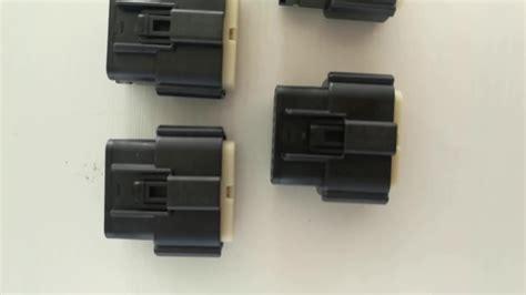33472-1601/33482-8601 Male Female 16 Pin Automotive