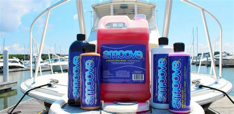 Boat Wax Compound smoove boat cleaner wax polishing compound the hull