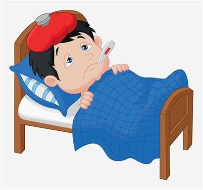 Sick Clipart Kid Flu Child Webstockreview Seekpng