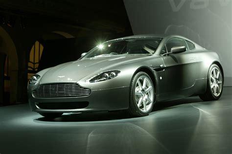 Car News: Aston martin v8 vantage
