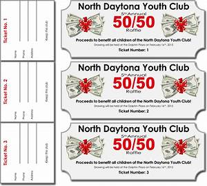 20 free raffle ticket templates with automate ticket for 50 50 raffle tickets template