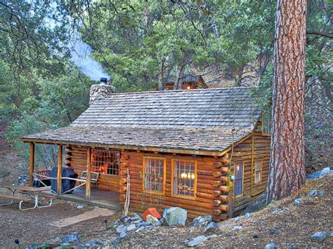 Best Cabin Secluded Cabin Near Mount Pinos California