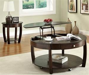 Lift, Top, Coffee, Tables, With, Storage