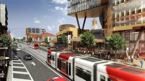 is the light rail running today newcastle lrt contract awarded