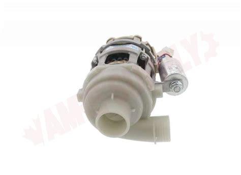 wgf ge dishwasher motor assembly