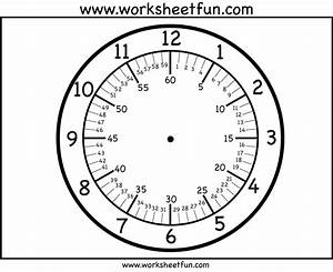 clock faces free printable clock faces with variations With 24 hour timer