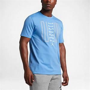 Air Jordan 11 Low UNC University Blue Shirt | SportFits.com